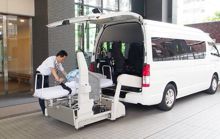 長距離患者搬送,全国,搬送,民間救急,救急車,病院移送,移送,患者搬送,患者移送,